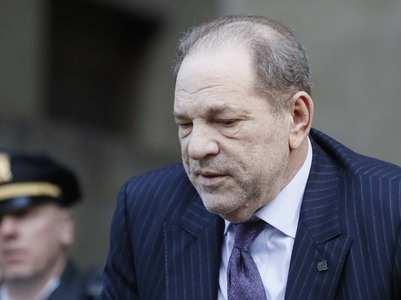 NY Jury: Harvey Weinstein found guilty of rape