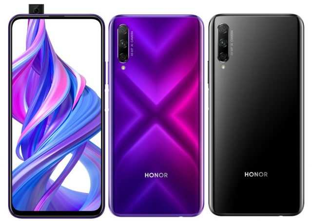 Honor 9X Pro with triple camera and fast charging launched
