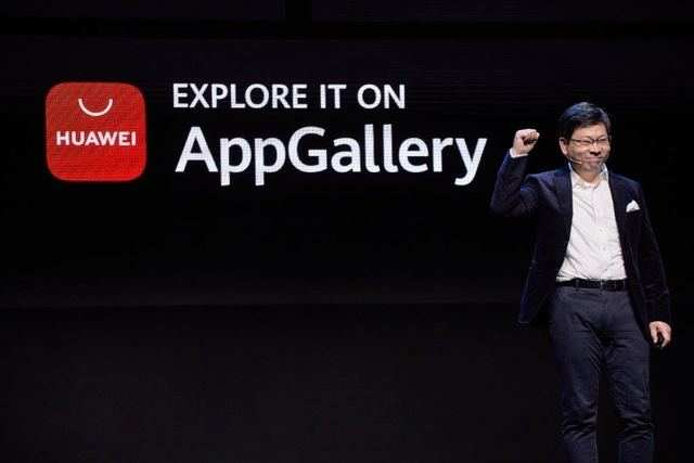 Huawei reveals more details about its Google Play Store rival AppGallery