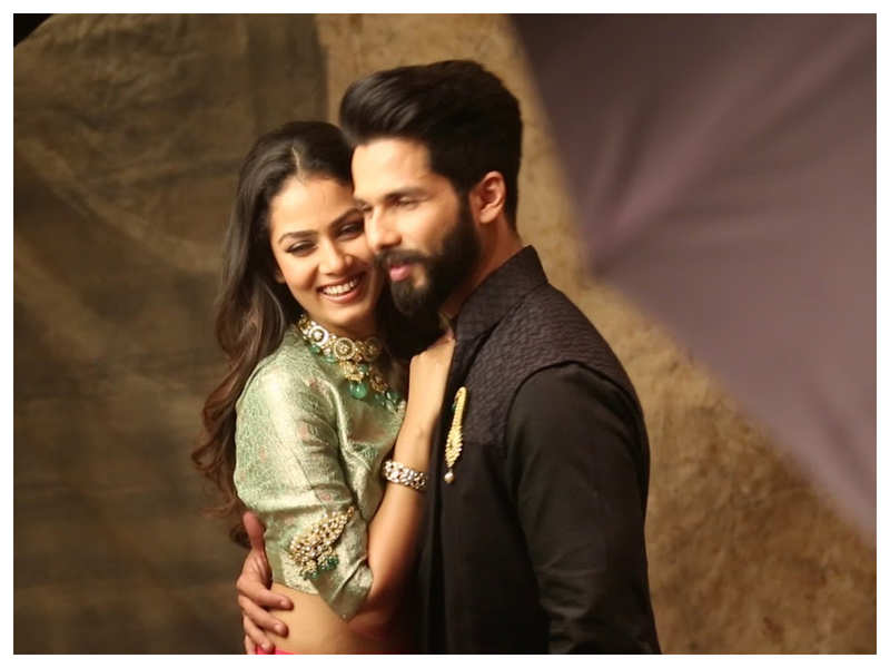 Shahid Kapoor's wife Mira Rajput finally breaks her silence on her rumoured Bollywood debut
