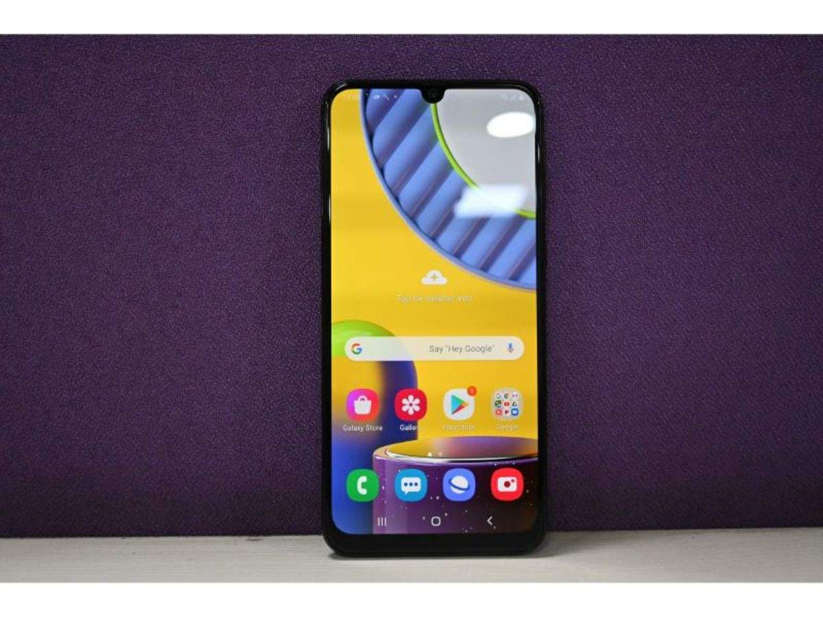 Samsung Galaxy M31 With 6gb Ram And 6 000 Mah Battery Launched Price Starts At Rs 14 999 Times Of India