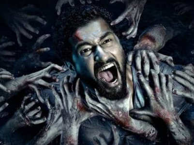 Bhoot: Vicky's film records a drop on Monday