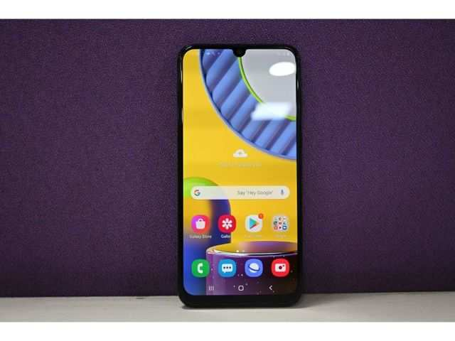 Samsung Galaxy M31 smartphone with 64MP camera, 6000 mAh battery: First impressions