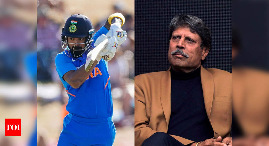 India vs New Zealand: Kapil Dev questions 'in-form' KL Rahul's absence from Test team