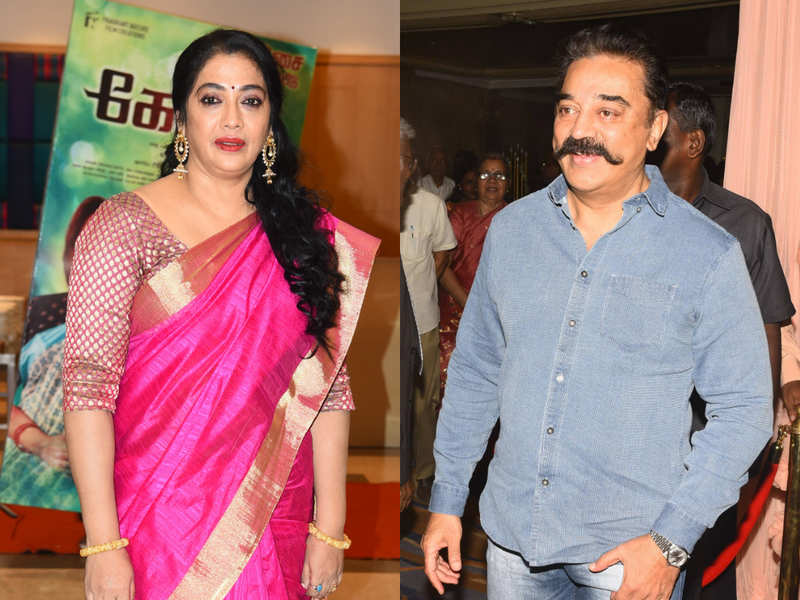 Actress Rekha disinterested on commenting on incident with Kamal Haasan