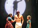 Play 'Neeli Topi' staged at State Level Amateur Marathi Drama Competition
