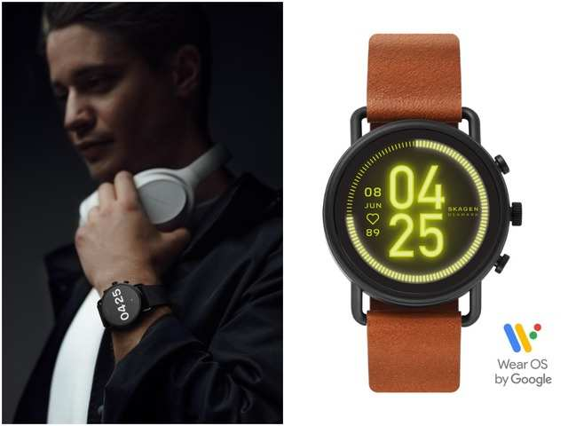 Skagen launches Falster 3 smartwatch in India at Rs 21,995