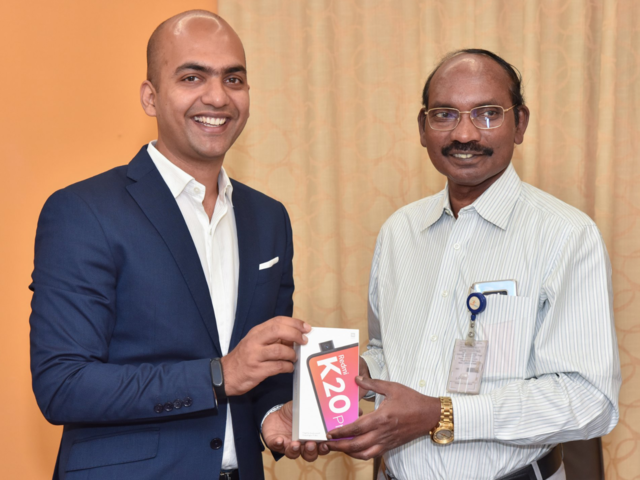 Xiaomi wants Isro chief to 'dump' his Samsung phone for this Redmi phone