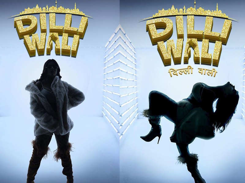 The teaser of Roshan Prince's 'Dilli Wali' is out