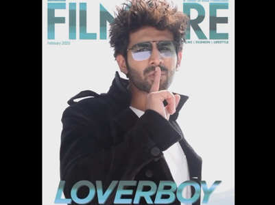 Kartik on Filmfare's latest digital cover