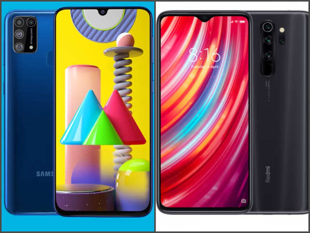 Samsung Galaxy M31 vs Xiaomi Redmi Note 8 Pro: Which is a better buy under Rs 16,000