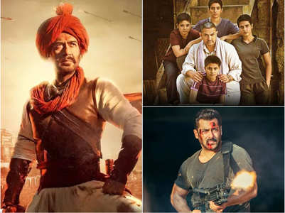 Ajay BEATS Aamir, Salman, Ranbir at the BO