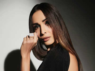 DIY: Malaika Arora's super-sleek locks