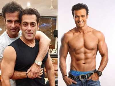 Rohit Roy's fab transformation