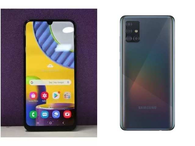 Samsung Galaxy M31 vs Galaxy A51: How the two phones compare