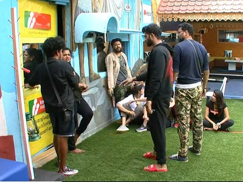 Bigg Boss Malayalam 2: Weekly task evokes another argument in the house