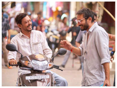 Homi Adjania on working with Irrfan Khan