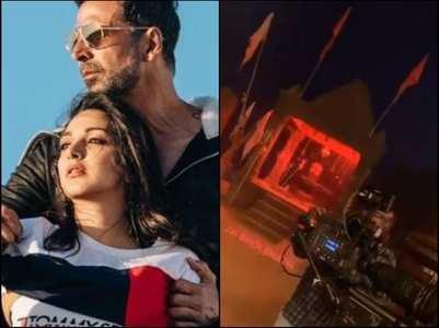 Laxmmi Bomb: Akshay shoots for climax scene