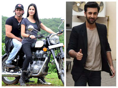 When Katrina impressed Hrithik and Ranbir