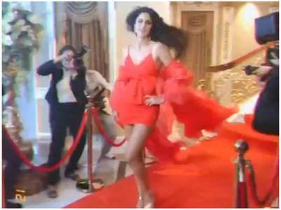 Katrina mesmerises fans with latest video