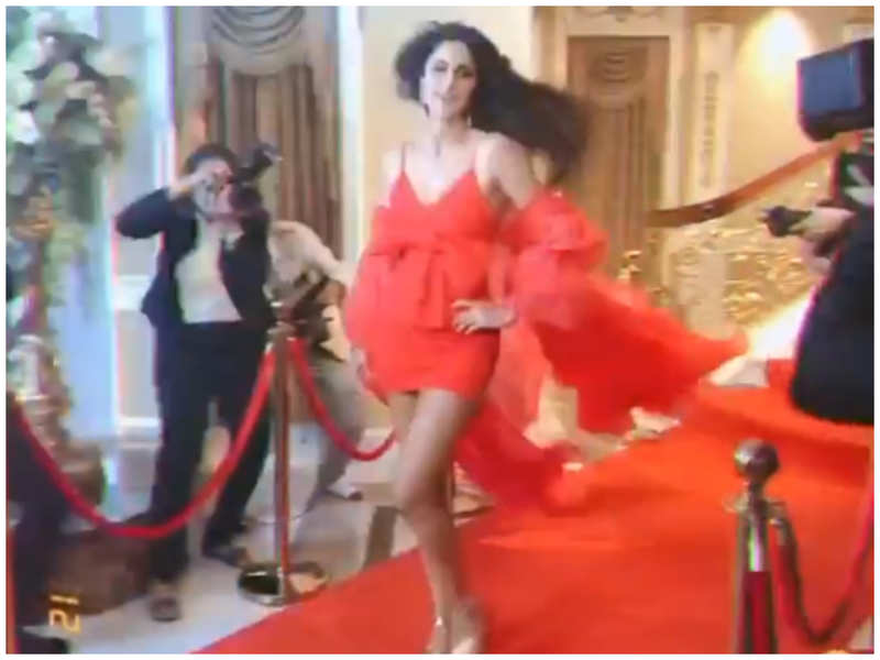 Watch: Katrina Kaif leaves her fans mesmerised with her latest video