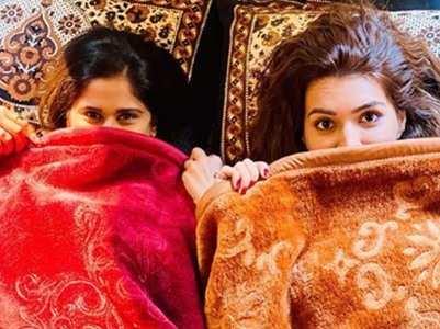 Sai Tamhankar on working with Kriti in Mimi