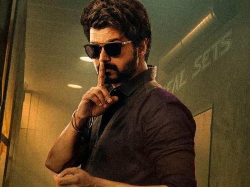 Vijay starts dubbing for Master