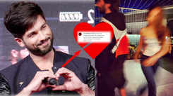 Shahid Kapoor's oh-so-romantic comment on wife Mira Rajput's blurry picture is all things love!