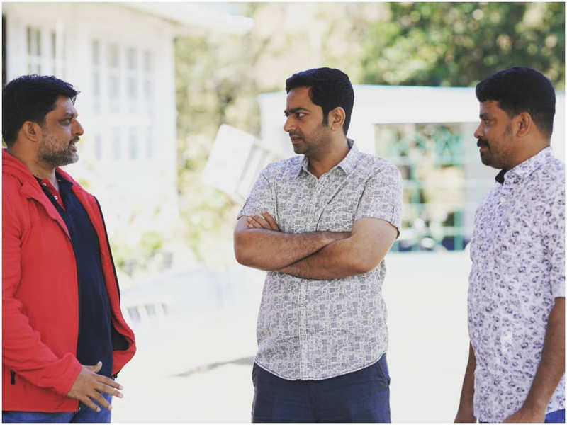 As 'Lalitham Sundharam' shoot progresses, Saiju Kurup is the latest addition