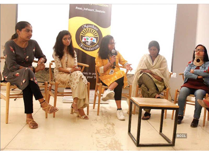 A symposium on acid attacks in Delhi