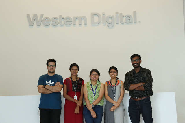 Freshers file patents, trade secrets at Western Digital India