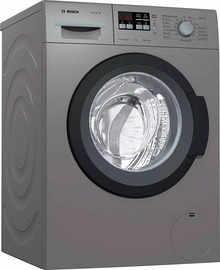 Bosch 7 kg Fully-Automatic Front Loading Washing Machine (WAK2016TIN, Pearl Dark Grey)