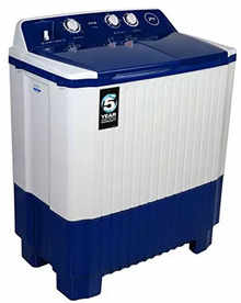 Godrej 7 Kg Semi-Automatic Top Loading Washing Machine (WSAXIS 70 5.0 SN2 T BL, Blue)