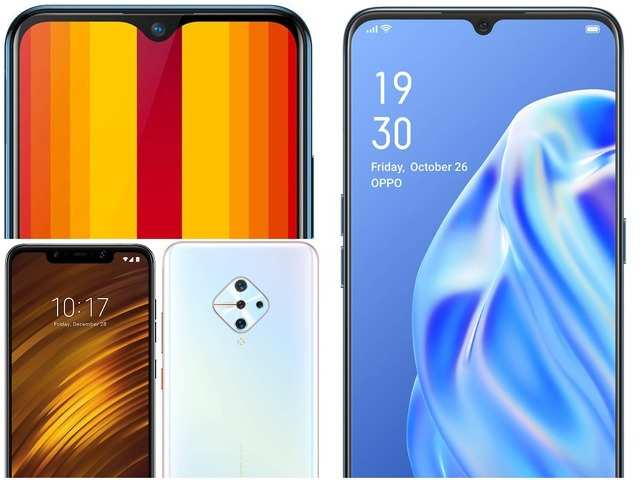 Amazon deal of the day: Up to 45% off on Poco F1, Vivo S1 Pro, Oppo F15 and Vivo U10