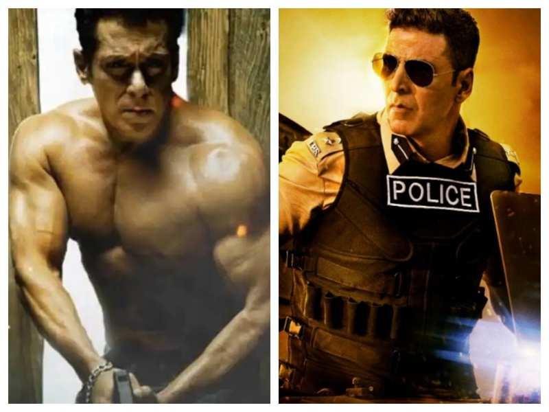 Teaser of Salman Khan's 'Radhe: Your Most Wanted Bhai' to release with Akshay Kumar's 'Sooryavanshi'?