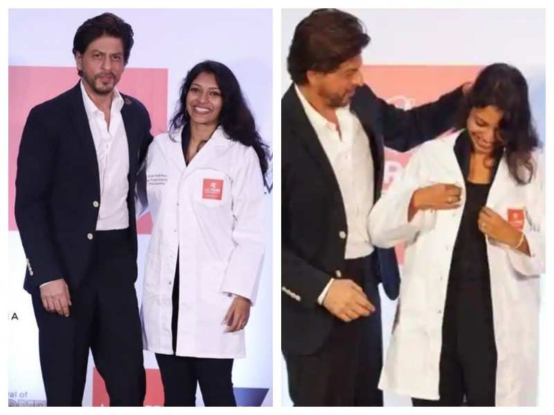 Shah Rukh Khan's sweet gesture for a PhD student is winning the internet!