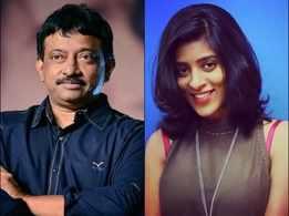 Bold actress Gayathri Gupta expresses her interest to marry Ram Gopal Varma