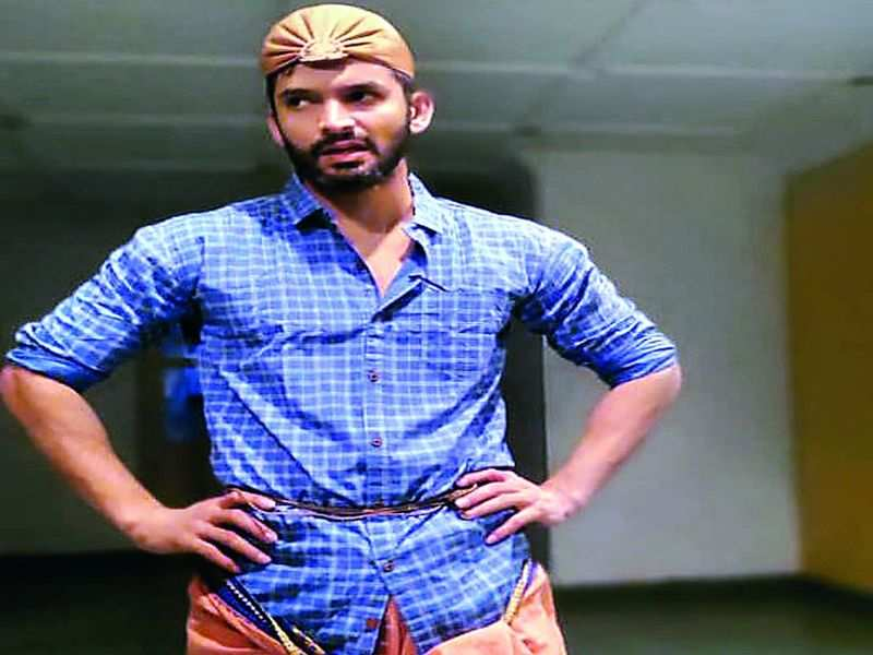 Diganth plays a farmer in film set in his hometown