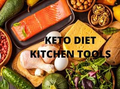 7 kitchen tools you need if you are following Keto diet