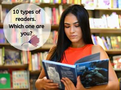 10 types of readers. Which one are you?