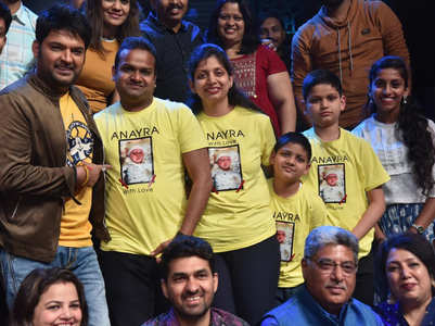 TKSS: Kapil's fans surprise him