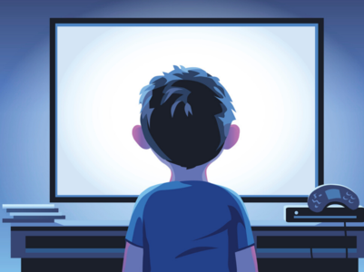 Should you let your kid watch disturbing news for information?