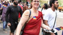 Pride Rally 2020 held