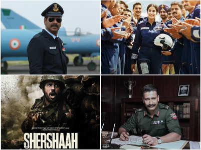 Bollywood's obsession with armed forces