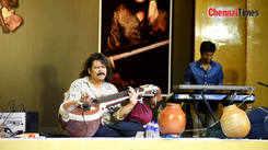Veena exponent Rajhesh Vaidhya plays MSV songs
