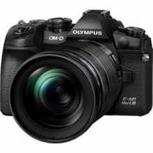 Olympus OM-D E-M1 Mark III (ED 12-100mm f/4 IS PRO Kit Lens) Mirrorless Camera