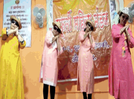 A pool of talent unveiled at ladies cultural event