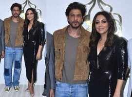 Photos: SRK makes a uber cool appearance!