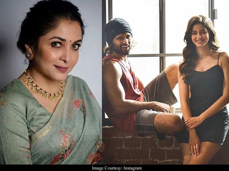 Exclusive! 'Baahubali' actress Ramya Krishnan joins Vijay Deverakonda and Ananya Panday's film