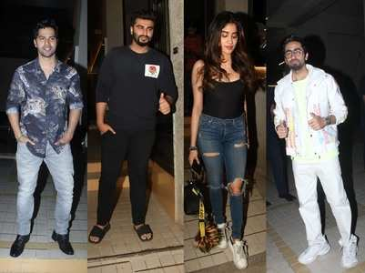 Bollywood celebs come under one roof for THIS!